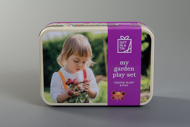 My garden play set