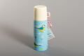 Thermos flask with a pretty bird design from Rex London