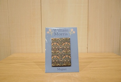 Magnet, Strawberry theif, Golden lily, William Morris